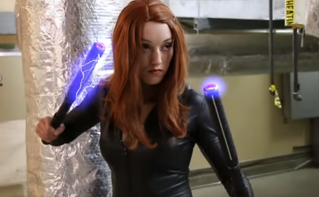 Where To Find A Black Widow Of The Avengers Costume Making Yourself Fashionable Every Day