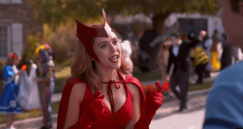 Wanda Vision cosplay
